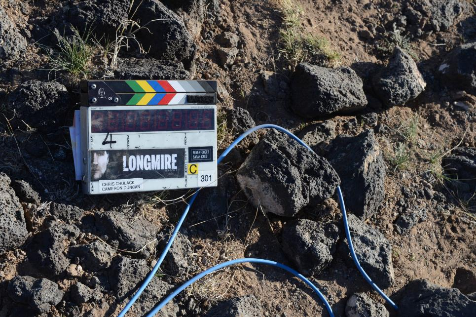 Longmire is back for a third season