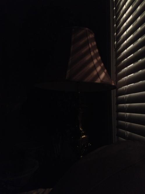 It Was a Quiet Night