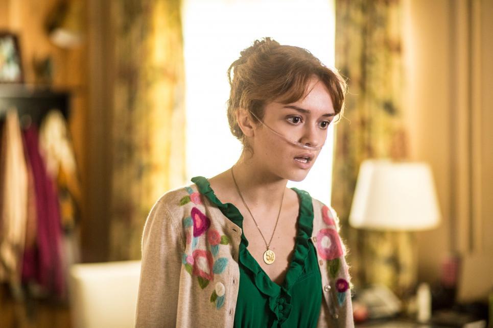 Emma confronts Norman.