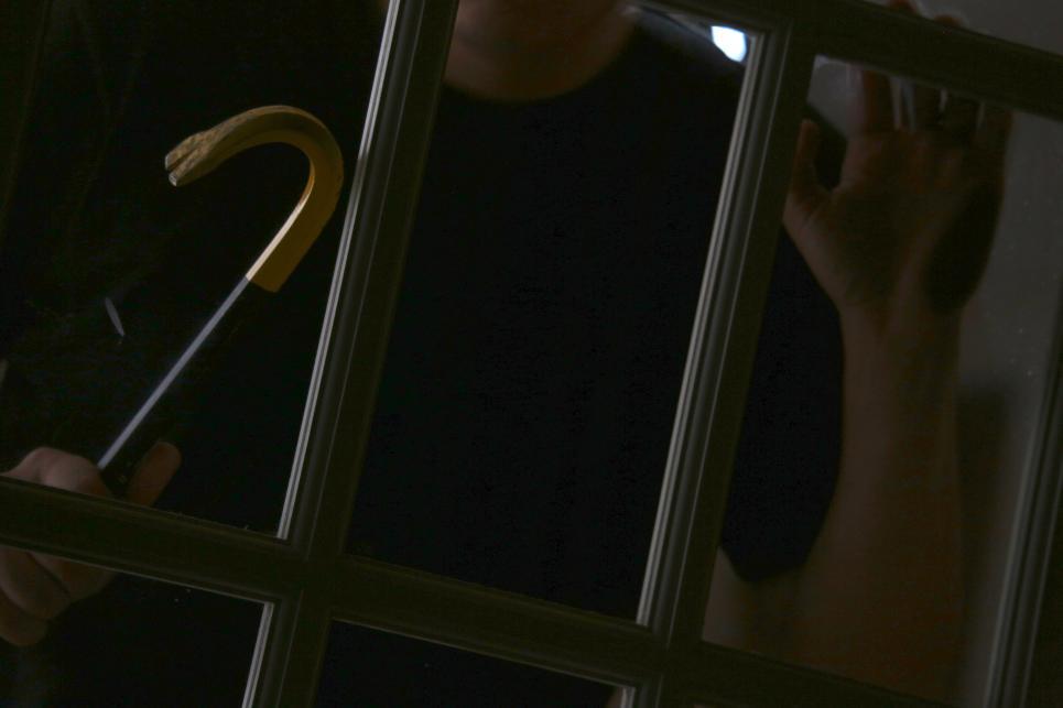 Intruder Breaks Into Carolyn's House