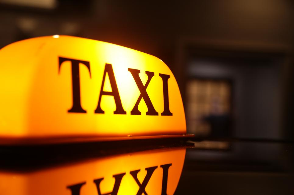 Kathy Rhodes's Cab