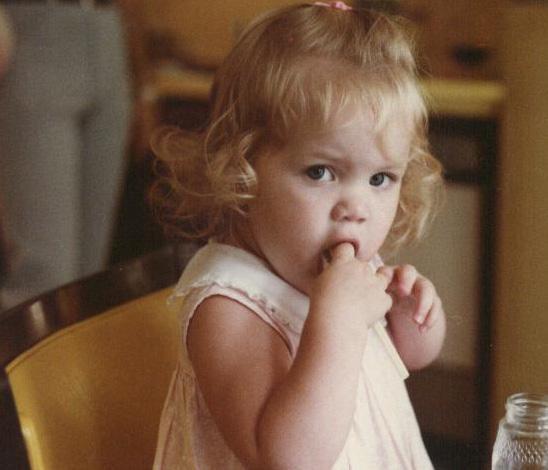 Heather Baby Pic