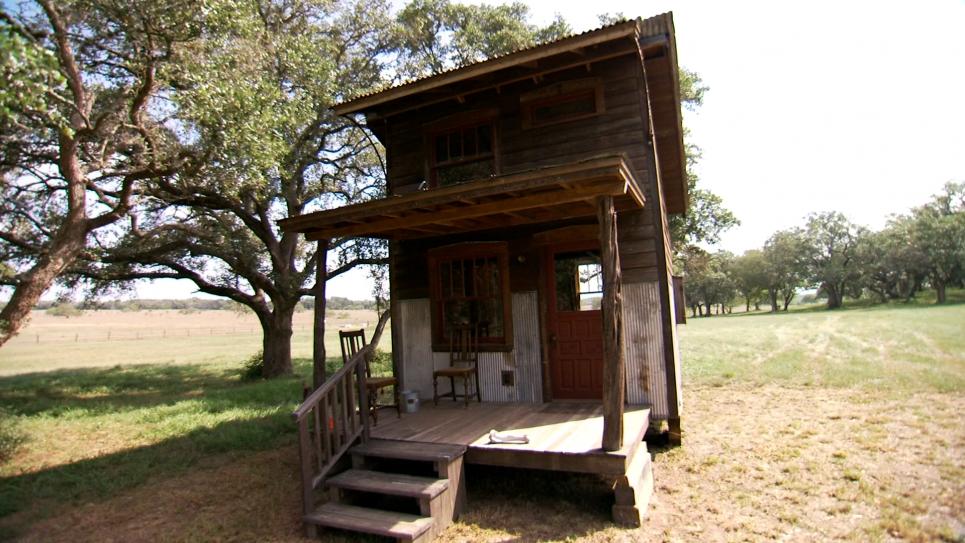A Mini House