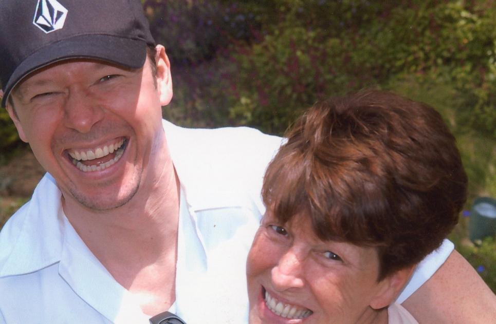Donnie and Alma