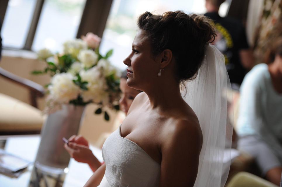 Beautiful Bride Callie