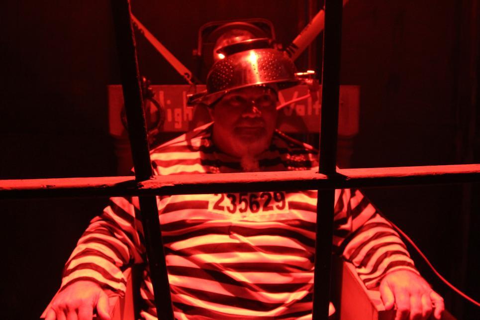 Godwin on Death Row