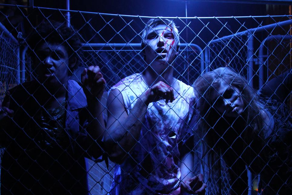 Zombie Teens