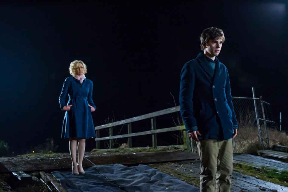 Norma tells Dylan that Caleb has left town