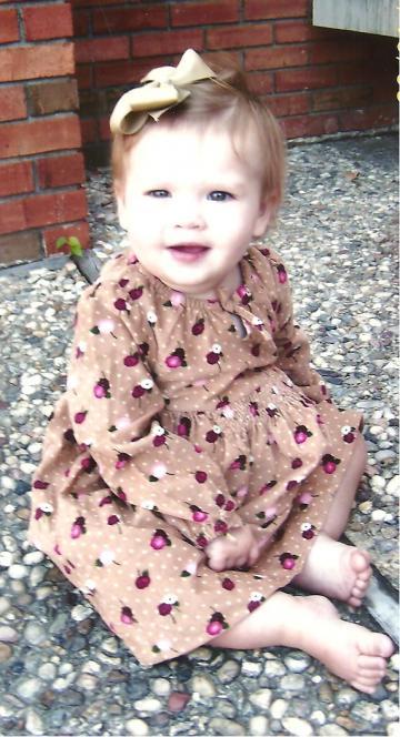 Priscilla Fall Dress