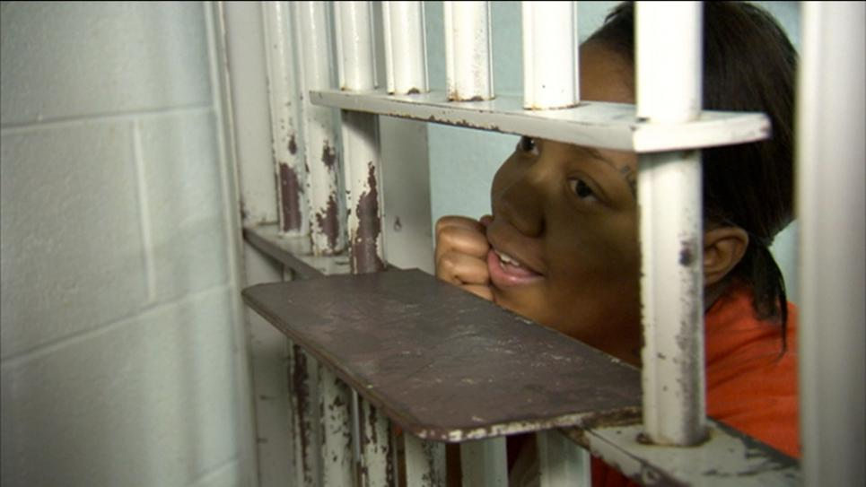 An inmate requests to get up close and personal