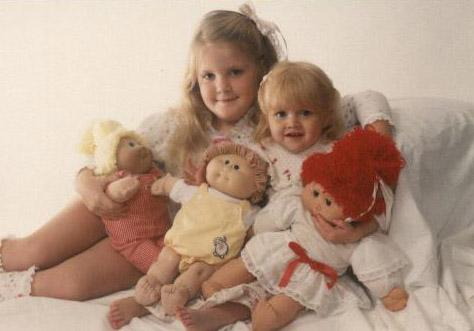 Heather With Sister Brooklyn