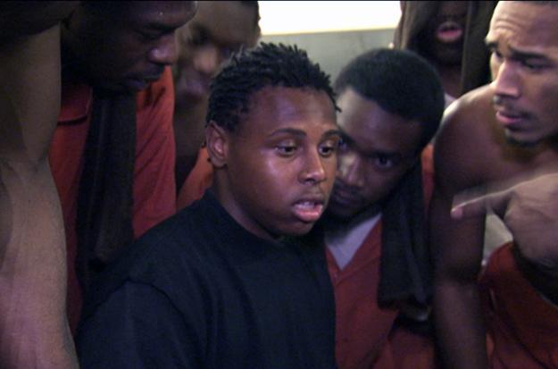 Inmates Rush KJ