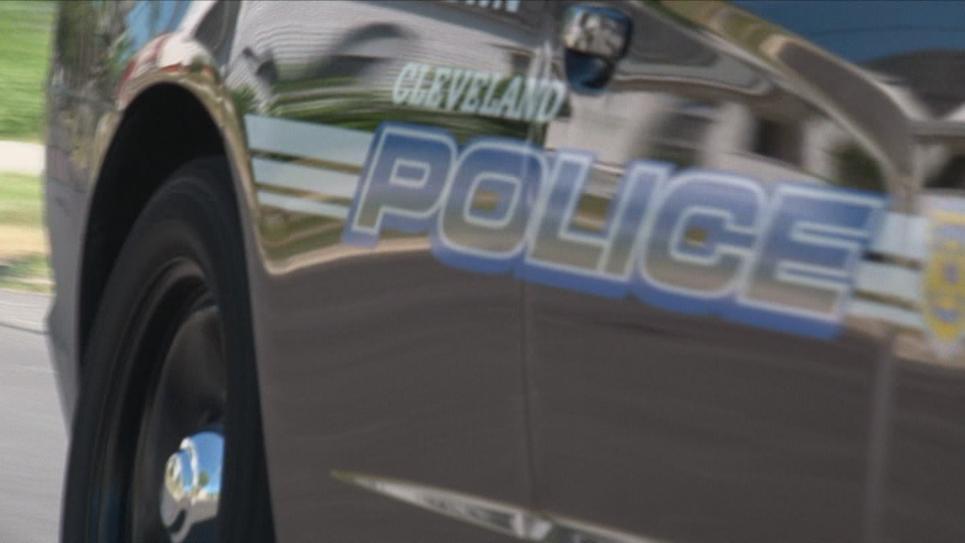 Cleveland Patrol Car