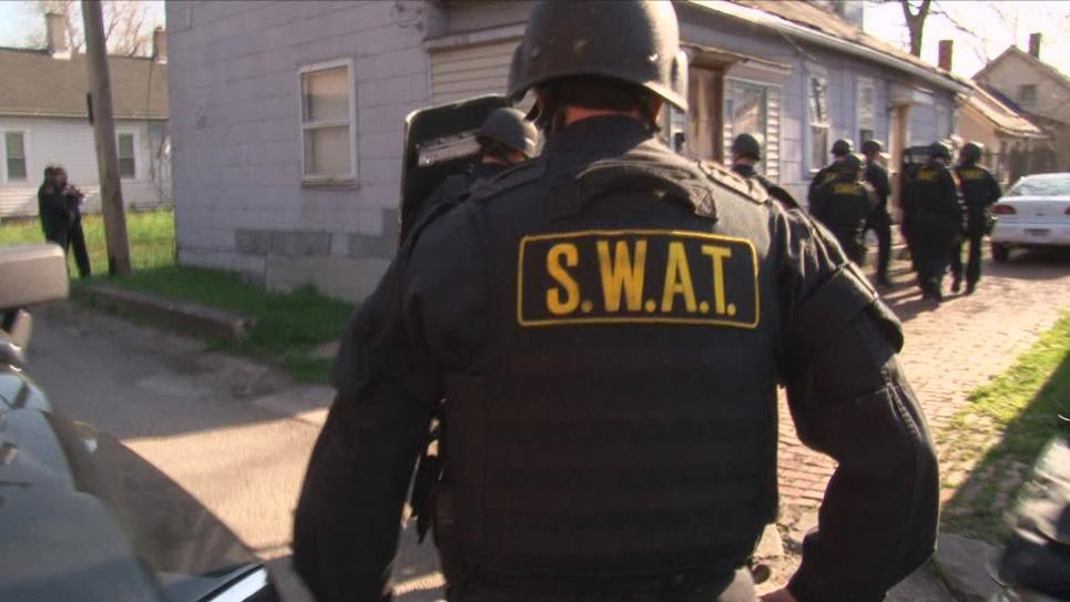 The Cleveland SWAT Team