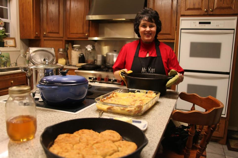 Kay Cooks With Love