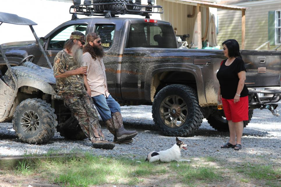 Si Robertson Truck Www Pixshark Com Images Galleries