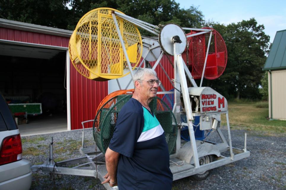 Jennifer pays for damaged Ferris wheel switch