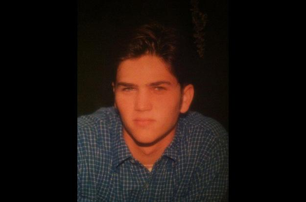 Jep Robertson of Duck Dynasty was a studly high school senior