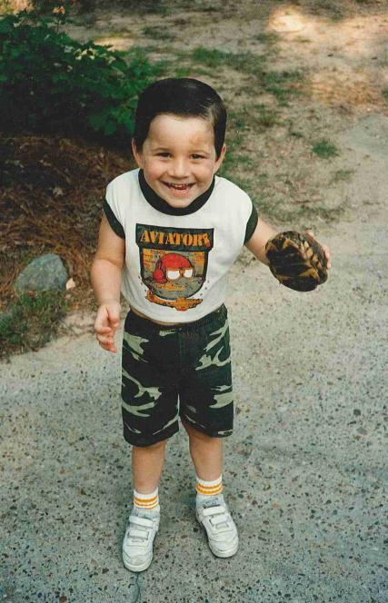 Little Martin with Glove