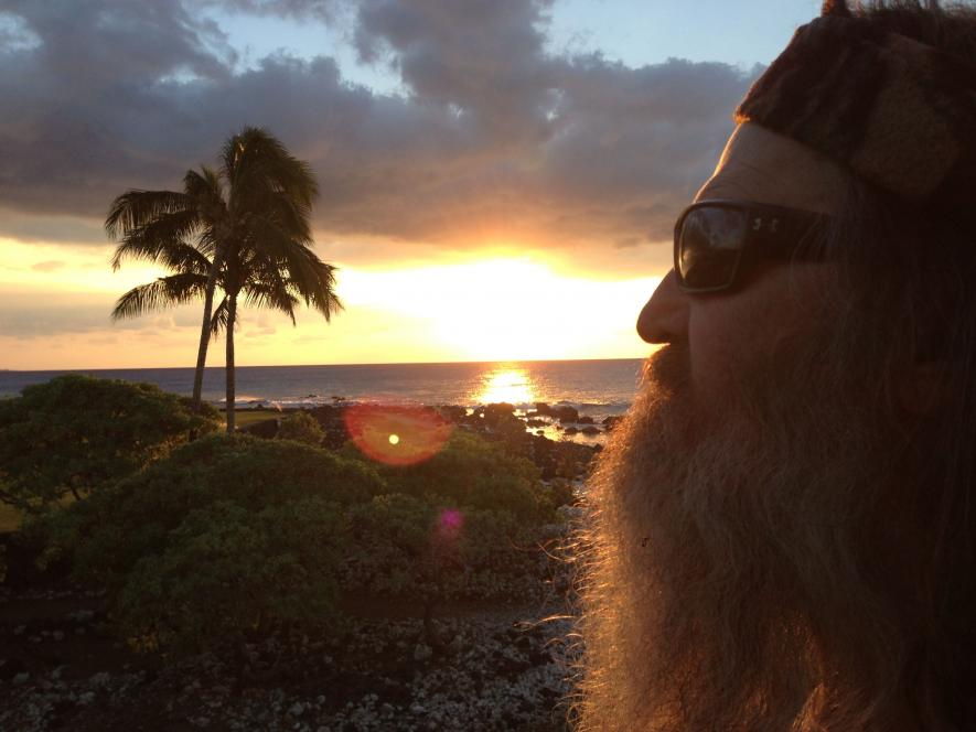 Phil Robertson finds Hawaii beautiful
