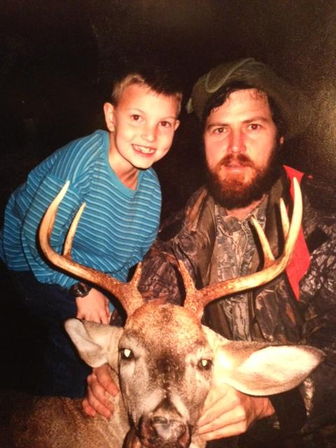 Reed and Jase Go Deer Hunting