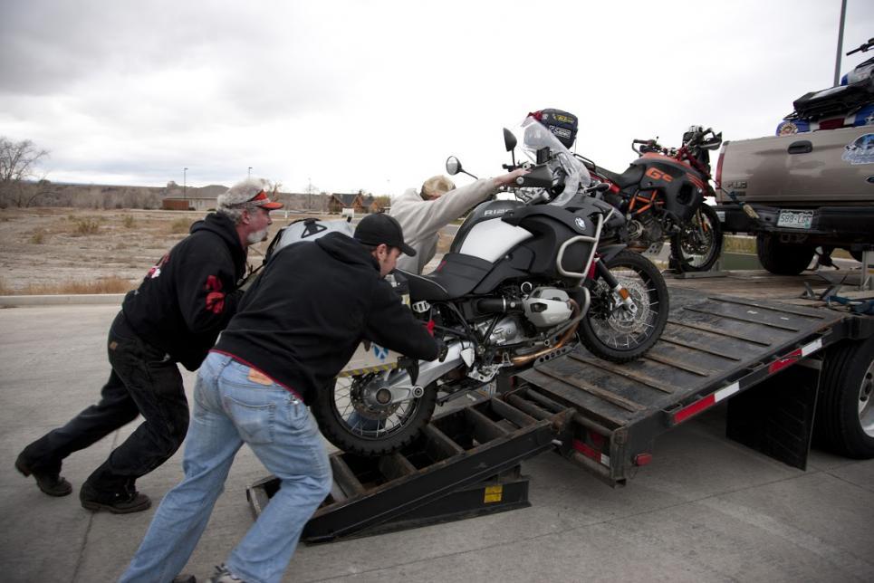 Marc still has room for motorcycles