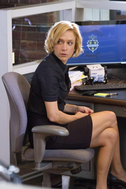 Catherine At the Office