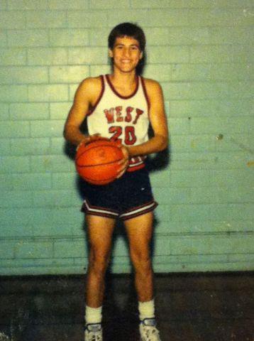Willie was a high school basketball star