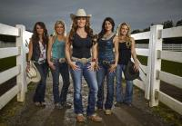 Meet the women of Rodeo Girls.