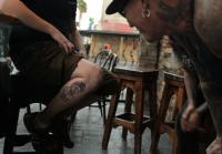 Jordan's Tattoo