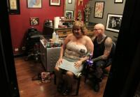 School teacher got bad tattoo in Mexico