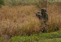 Si in a Ghillie Suit
