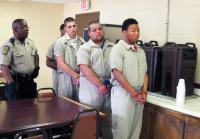 Teens Finish Jail Tour