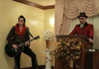 Elvis and Minister Ruckus