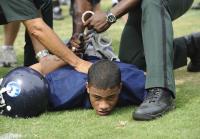 Police arrest their suspect