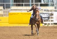 Jessica barrel racing