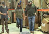 Duck Commander Crew Riverdancing