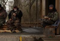The Duck Commander Crew Takes a Lunch Break