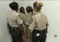 An inmate gives Diamond a lesson she won't soon forget