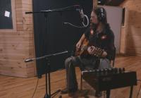 Leroy in the Studio
