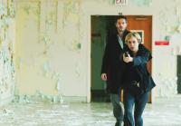 Catherine and Thomas Run Towards Screams