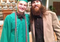 Reed and Jase at Graduation