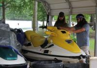 Jase and Jep Find Jet Skis