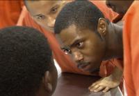 Inmates swarm CJ