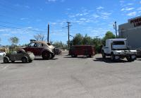 Marc's Cargo of Vintage Trucks