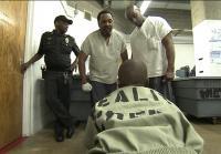 Inmates taunt Jeremiah