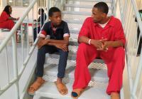 Inmate Gotti tries to advise Deyaunte