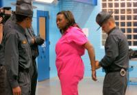 Sgt. Bowers Handcuffs Lashavia
