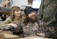 Jase and Missy attend Duck Commander meeting