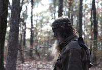 Phil Robertson in the Woods